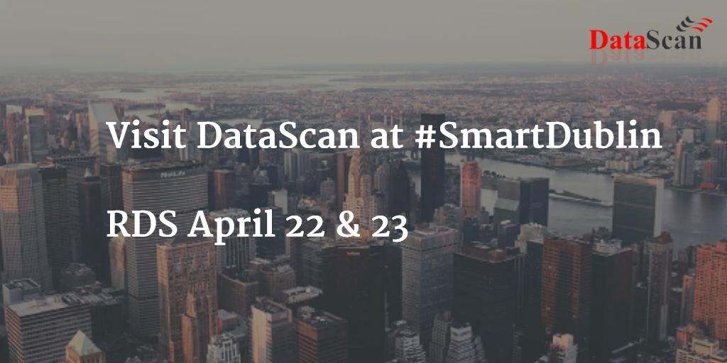 DataScan at Smart Dublin