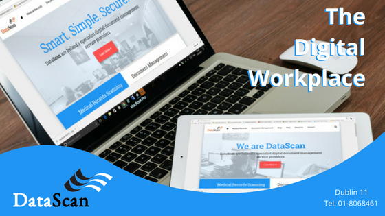 Digital Work Place DataScan