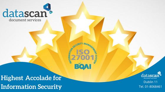 Datascan ISO 27001