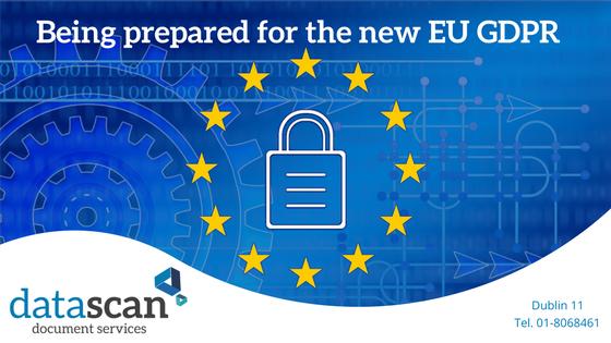 EU GDPR DataScan