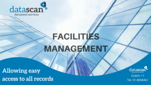 Facilities Management datascan