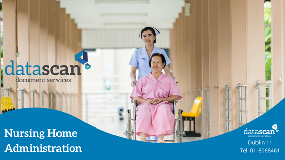 Nursing Home Admin datascan