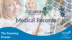 The Scanning Process medical datascan