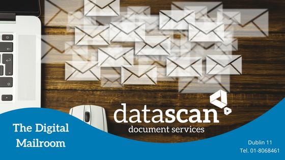 digital mailroom datascan
