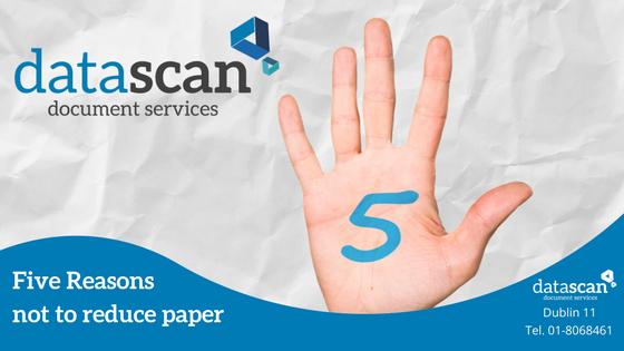5 reasons scanning datascan