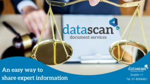 Solicitors scanning documents datascan