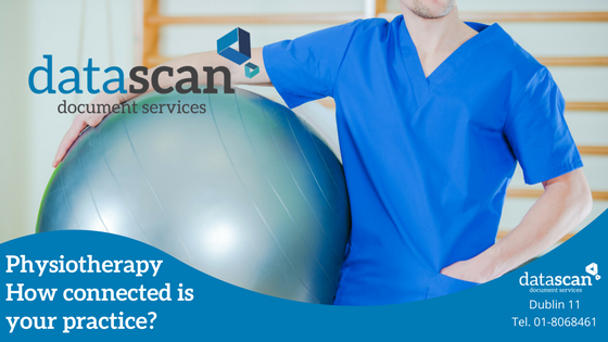 Physiotherapists can benefit datascan