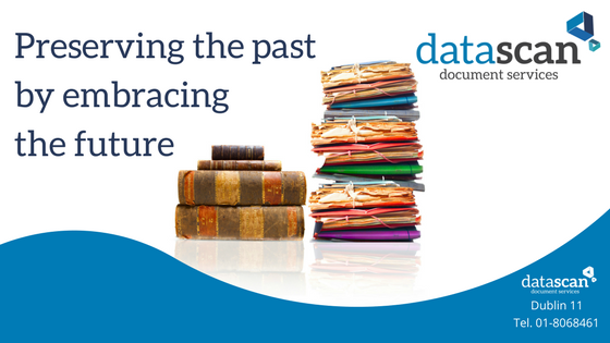 Preserving the past datascan
