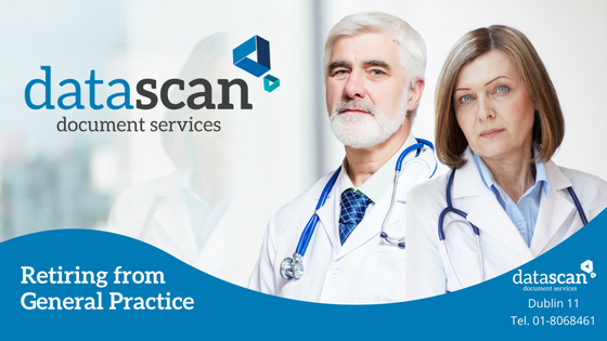 Retiring from General Practice datascan