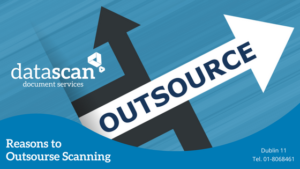 outsource scanning datascan