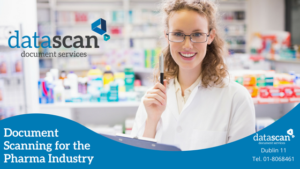 Documnet scanning for the pharma industry datascan