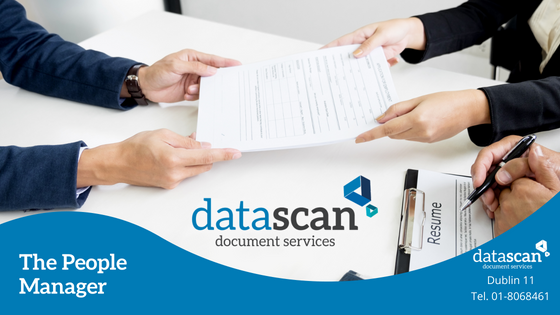 The People Manager datascan
