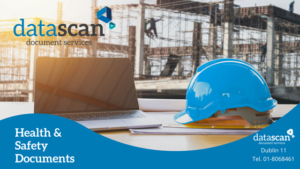Health & safety documents datascan