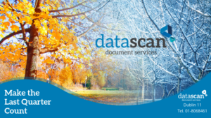 Make the Last Quarter Count datascan