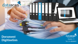 Document Digitisation datascan