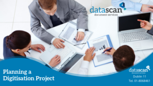 Planning a Digitisation Project datascan