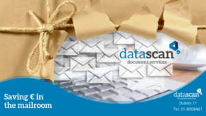 Saving money in the mailroom datascan