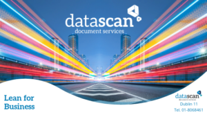 Lean for Business datascan
