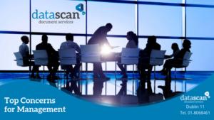 Top Concerns for Management datascan
