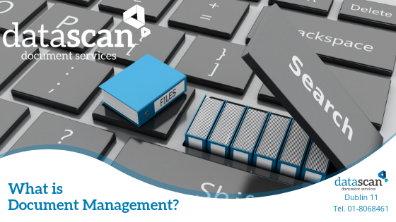 what is document Management datascan