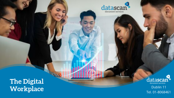 The digital workspace datascan