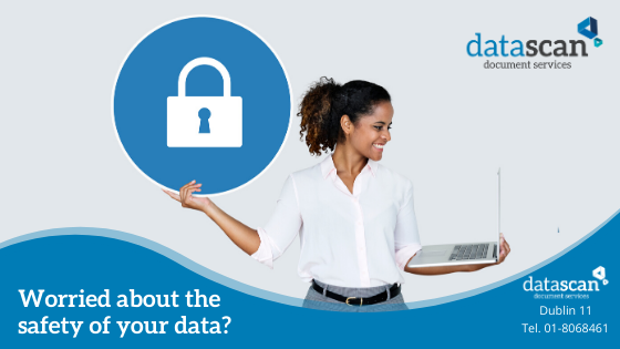 Worried about the safety of your data datascan