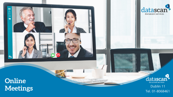 Online Meetings datascan