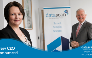 New CEO at datascan