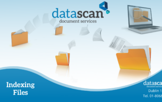 indexing files datascan